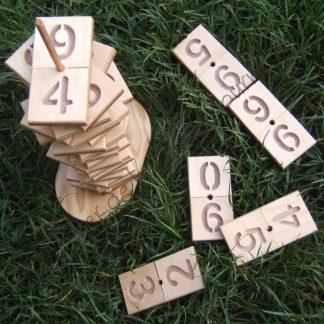 Dominos numéros