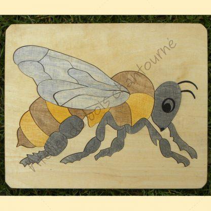 Puzzle abeille