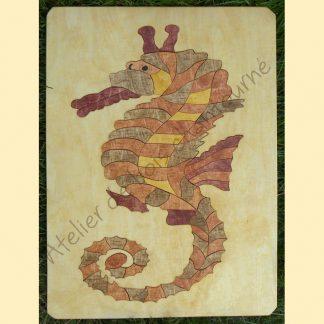 Puzzle hippocampe