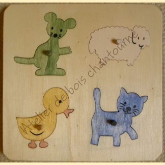 Puzzle animaux (1)
