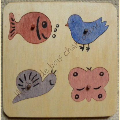 Puzzle animaux (2)