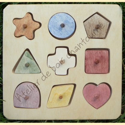Puzzle forme